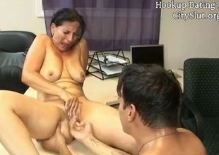 Super-fucking-hot smash with  mummy..