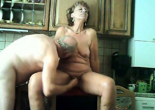 Super-sexy mature bang-out that is..