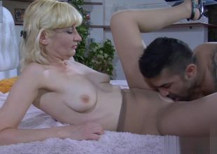 Nubile Ravages Mature Russian lady 861
