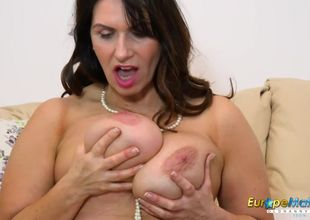 EuropeMaturE Solo Mature Damsel and..