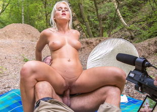 VipSexVault - Outdoor Audition With..