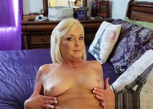 Trampy Taboo Step-Mommy Gets Her..