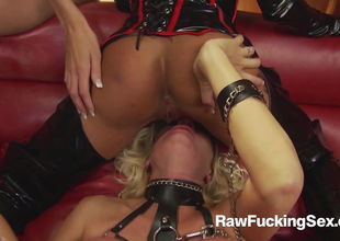 Humid Nailing Romp - Michelle Thorne..