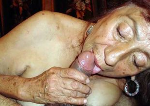LatinaGrannY Fledgling Mature