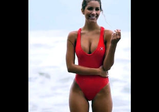 Baywatch, lady in a million