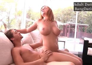 Janet mason ginger-haired huge-titted..