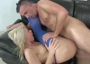 Moist & Kinky Backsides - Anikka Albrite