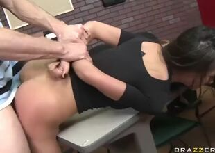 Instructor fucked