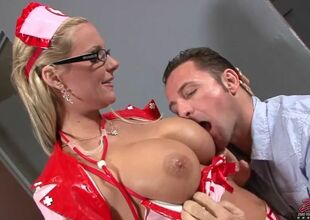 Phoenix marie nursing go off at a..