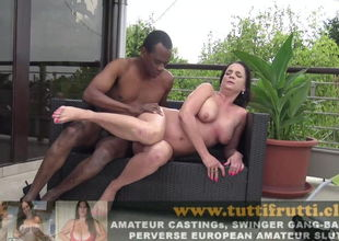 European unexperienced cockslut..