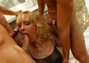 MILFthing introduces - Silvya superhot..